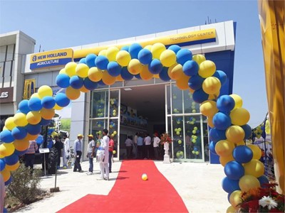 New Holland Agriculture opens new Technology Center in Nabha, India