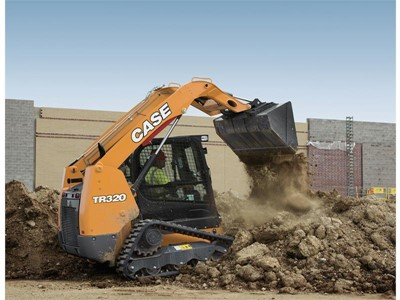 CASE COMPACT TRACK LOADERS
