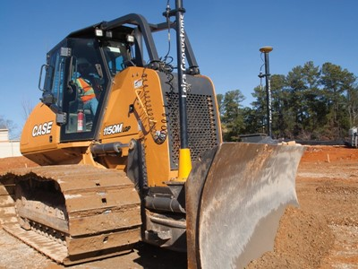 Luby Equipment Earns CASE Precision Construction Dealer Certification