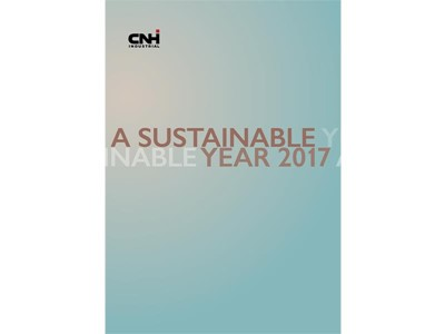 CNH Industrial - A Sustainable Year 2017