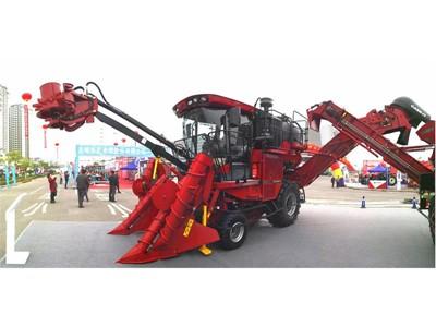 凯斯与广西壮族农机局签订合作协议以支持甘蔗机械化发展
