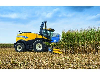 New Holland to showcase multi-purpose tractors, combines, foragers and balers at FTMTA Stand Number 120