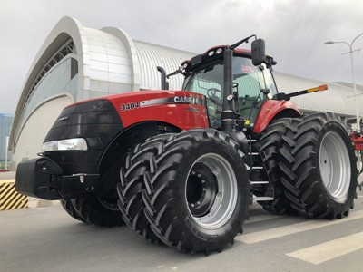 Case IH extends Magnum tractor family with powerful new model at the top of the range