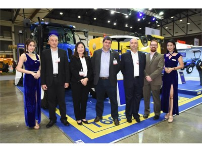 New Holland presents new products for Thailand at SIMA ASEAN 2018