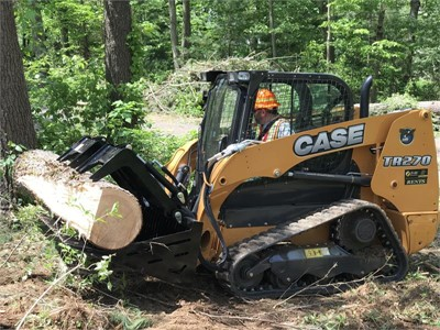 CASE, F&W Equipment Provide Equipment Support for Tornado Cleanup