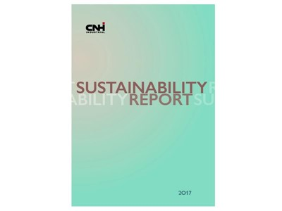 CNH Industrial Sustainability Report 2017