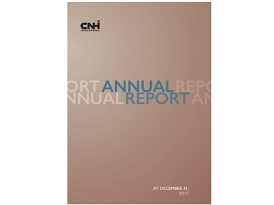 CNH Industrial Annual Report 2017