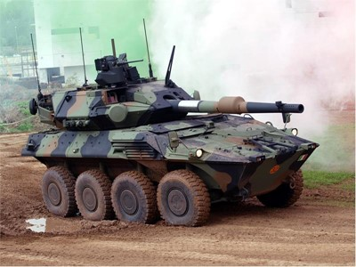 Iveco Defence Vehicles, shareholder of the Iveco - Oto Melara Consortium (CIO), is awarded a contract to deliver ten Centauro II Armored Vehicles to the Italian Army