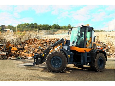 CASE WHEEL LOADERS