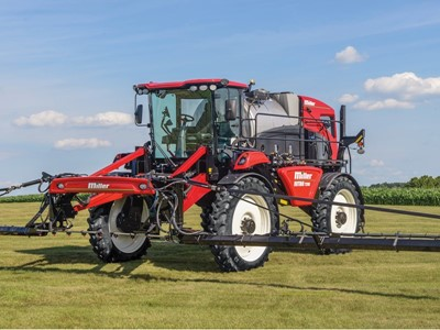 New Miller Nitro Series Sprayers Join Case IH Lineup of High-Efficiency Application Solutions