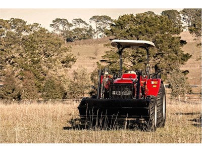 Farmall JXM equals power, performance that won't break the bank