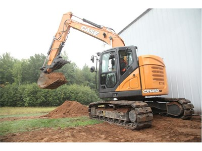 "CASE CX145D SR Recognized by Equipment Today as one of ""Contractors' Top 50"" New Products of 2018"