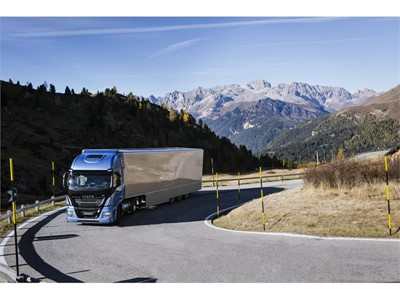 IVECO welcomes toll exemption for natural gas vehicles in Germany