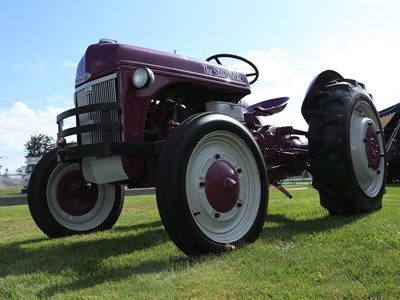 New Holland Agriculture Auctions Off Survivor Tractor to Original Owner to Continue Legacy of Raising Cancer Awareness