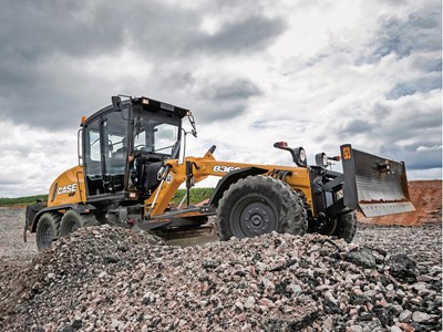 CASE Announces New C Series Motor Graders