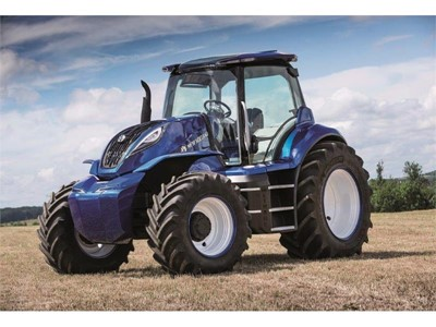 Good Design® Award for the New Holland Agriculture Methane Powered Concept Tractor
