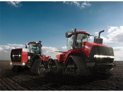 Steiger family's induction into Agricultural Equipment Manufacturers' Hall of Fame coincides with half-century of tractor manufacturing in Fargo