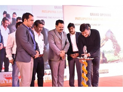 CASE Construction Equipment strengthens its distribution network in Bihar, India