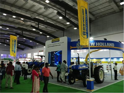 New Holland Agriculture at AGRI INTEX 2019