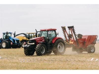 CNH Industrial провела «Агро Ралли 2019» в Ставропольском крае