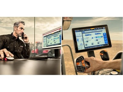 New AFS Connect wireless technology brings instant data transfer benefits to Case IH users