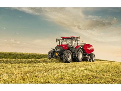 New Case IH Vestrum CVXDrive combines big tractor features, with premium specifications and compact dimensions