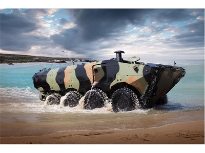 Iveco Defence Vehicles to deliver additional amphibious platforms to the U.S. Marine Corps in partnership with BAE Systems
