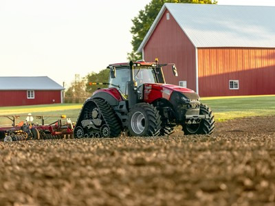 Case IH Earns Three 2020 AE50 Awards for Innovation