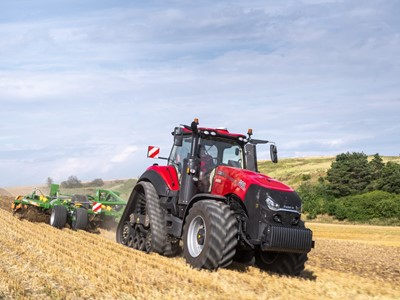 Case IH receives an ASABE 2020 Innovation award for the Magnum AFS Connect