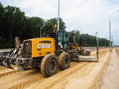 Грейдеры CASE: эффективное решение в преддверие активного строительного сезона