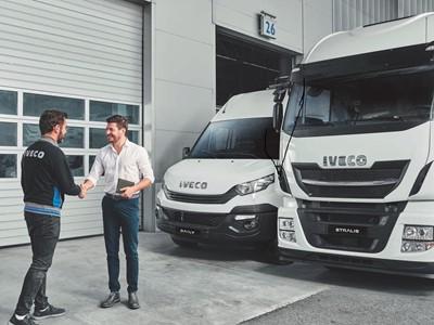 Масштабная сервисная поддержка IVECO по антикризисной цене