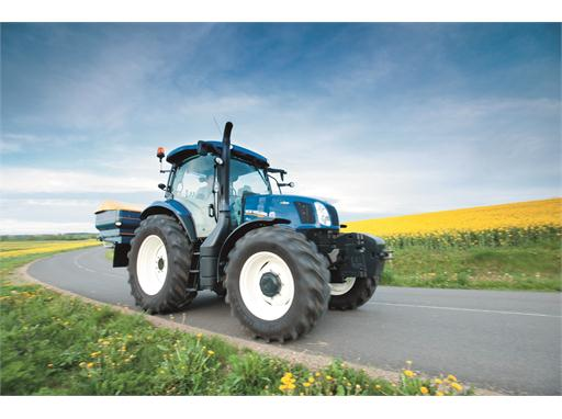 New Holland T6.140 Auto Command™