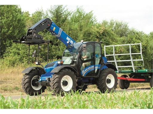 New Holland LM7.35 Telehandler