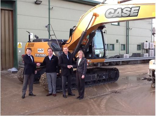 Case Construction Equipment appoints CBL as new full line dealer