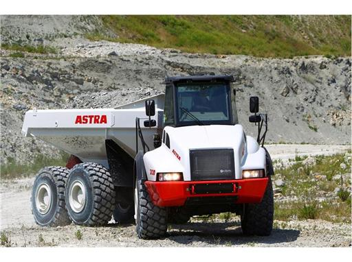 Iveco Astra Articulated Dumper Truck