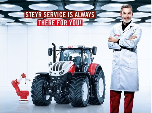 STEYR Service Campaign 01