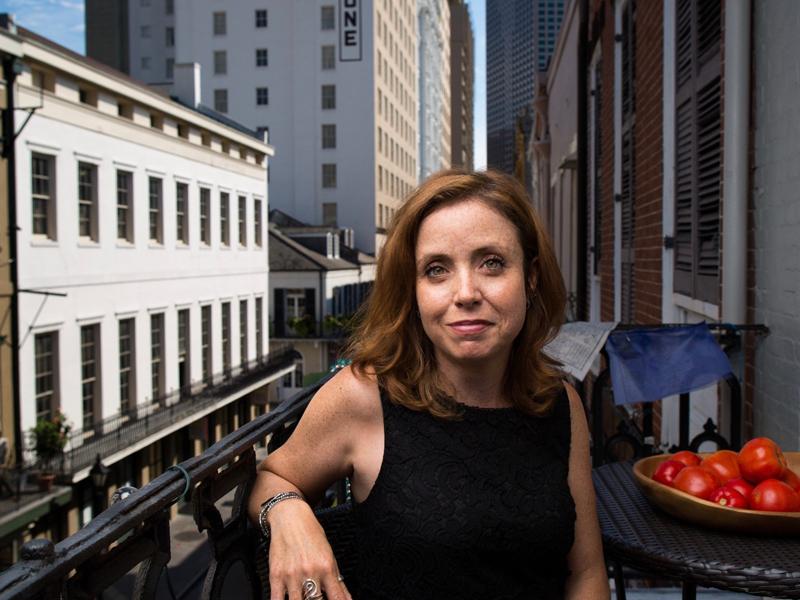 Food Tank President Danielle Nierenberg