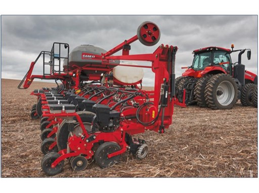 From conventional models to the new 2000 series Early Riser® planter