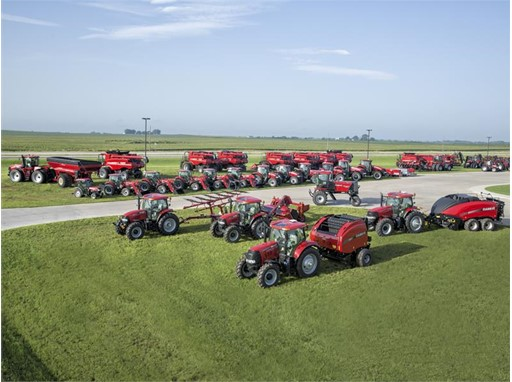 Case IH announced its 2015 lineup of Farmall® tractors and hay and forage tools this month.