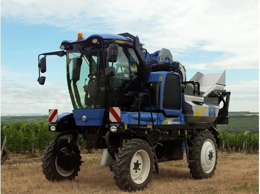 The VN2080 Grape Harvester from New Holland Agriculture