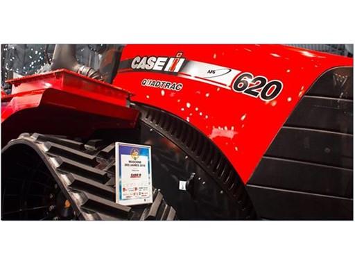 Case IH Quadtrac Awarded Machine of the Year 2014