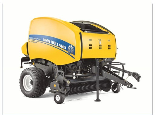 New Holland upgrades Roll-Belt variable chamber balers