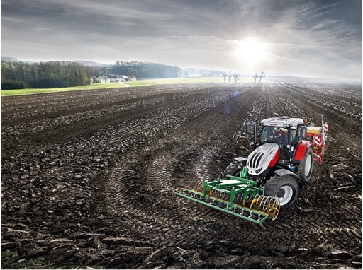 STEYR will be exhibiting a substantial update for its S-Tech solutions at Agraria 2016