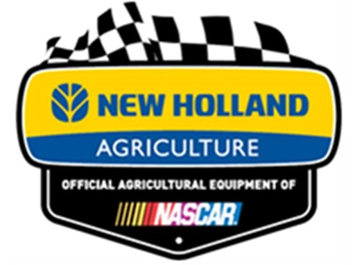 New Holland Agriculture, Official Agricultural Equipment of NASCAR