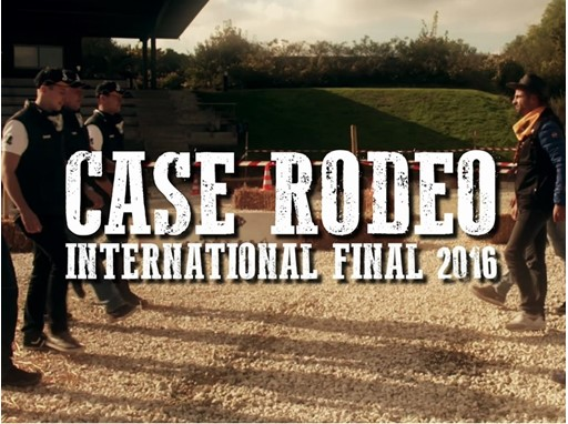 Behind the Wheel - The CASE Rodeo