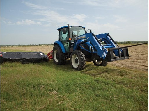 New Holland Agriculture Debuts Full PowerStar™ Family Lineup Ranging From 65 to 120 HP