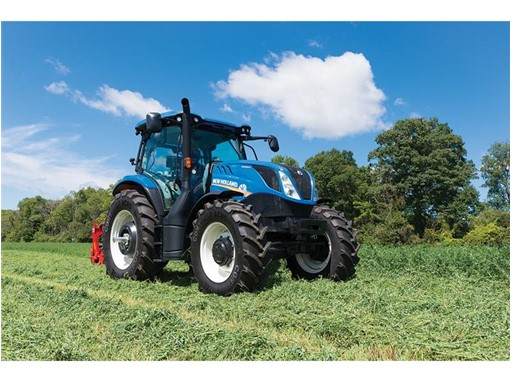 New Holland T6.175 Dynamic Command™ Tractor Wins Machine of the Year 2018