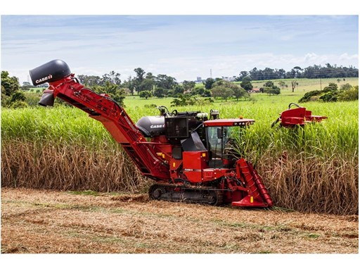 Case IH Austoft 8800 Series Cane Harvester
