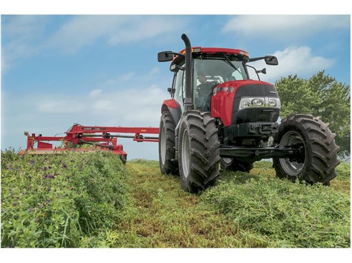 Case IH Maxxum range now available with CVT