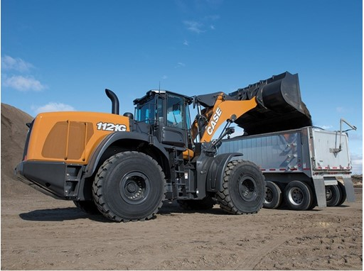 CASE 1121G wheel loader